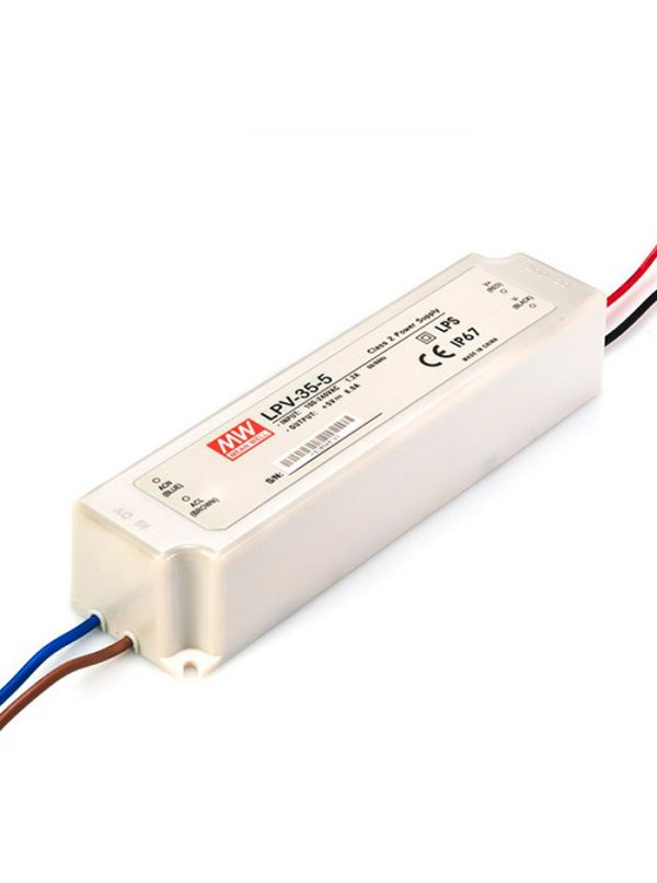 MEAN WELL 100W 24V IP67