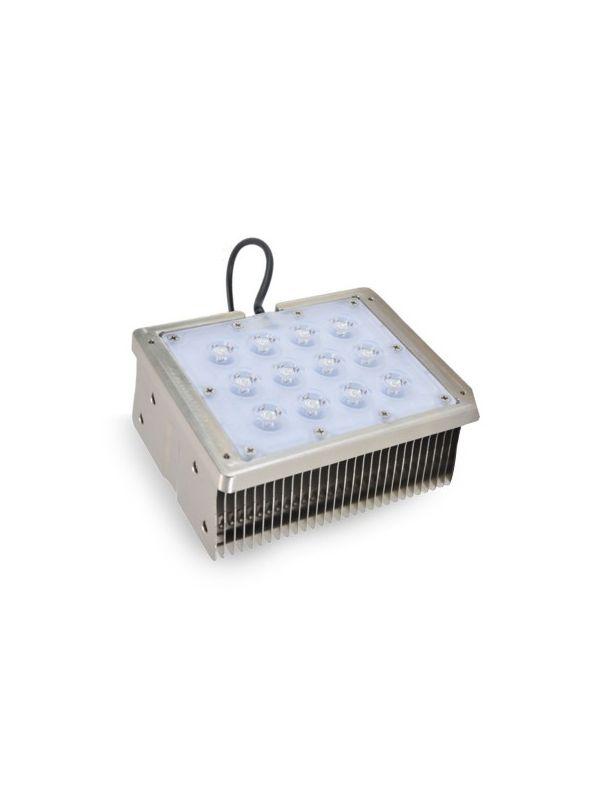 MODULO LED CREE 60W CON DISSIPATORE