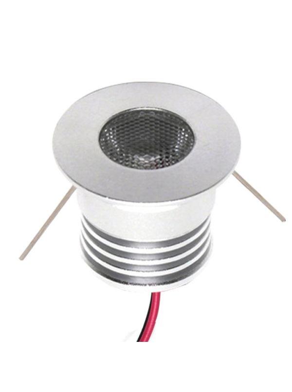 PUNTOLUCE MINI LED 4W SHARP COOL