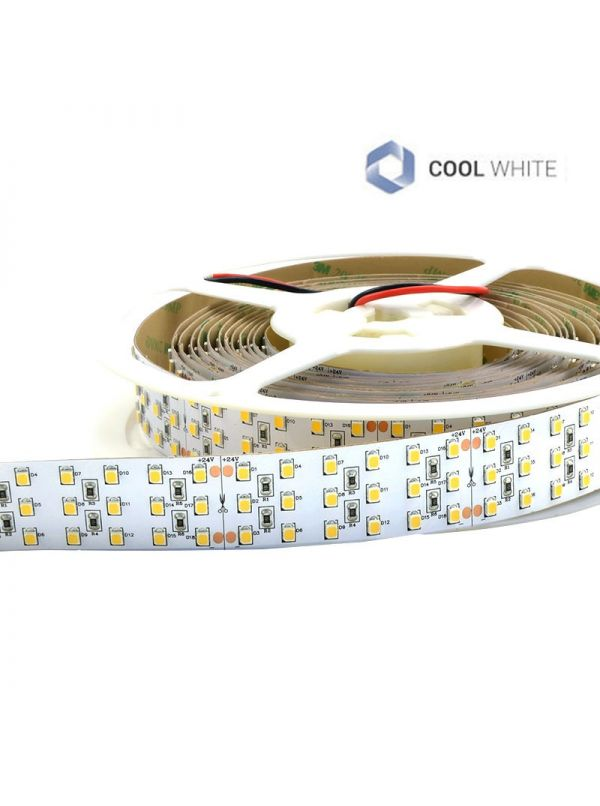 STRIP 1440 SMD 26MM 2835 IP20 COOL 24V Ra90